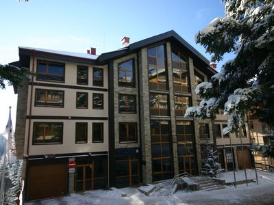 Photo for Luxury Ski Apartment In Central Pamporovo