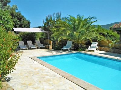 Photo for Villa for 8 people maximum with 4 bedrooms