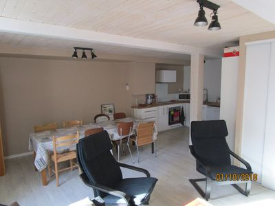Photo for APARTMENT LUCHON TERRACE WIFI 80M2