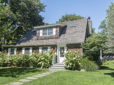 Photo for Heart Of East Hampton Village, Main Beach Parking Pass Included, Kid Friendly