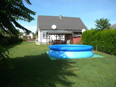 Photo for Holiday house with pool, wifi and air conditioning