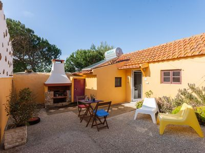 Photo for Garden House I apartment in Ericeira with WiFi, private terrace, shared garden & balcony.