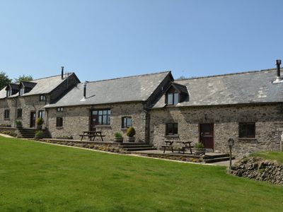 Photo for From £10 pppn. A pet-friendly spacious barn conversion in Exmoor National Park