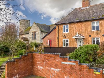 Photo for A lovely 200-year old period country cottage in an ancient rural Suffolk village