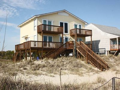 Photo for Sea Change: 4 Bed/3 Bath Oceanfront Home with Expansive Views