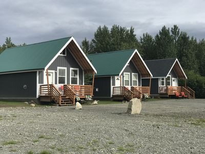 Photo for Alaska Bush Runners Full amenities fully Furnished Cabin close to fishing! #2