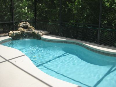 Photo for Private Secluded Pool - Less than 8 miles to Disney