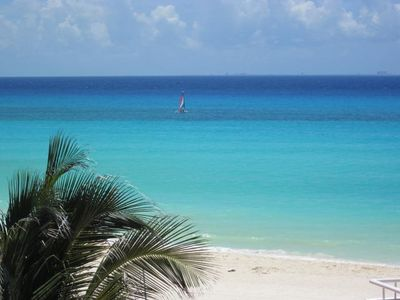Photo for HOLIDAYS: DISCOUNTED RATES!!! Smack Dab on the Ocean! Luxury Condo, Ocean Views!
