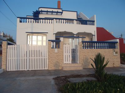 "Photo for Villa ""Mimosa"" beachfront for rent for 8 people +1 baby in SOUIRIA KEDIMA"