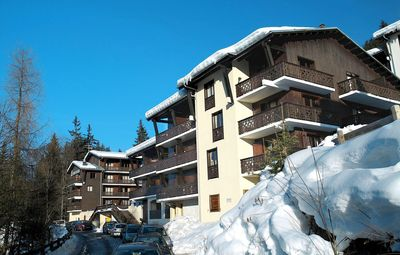 Photo for Apartment residence Le Front de Neige - 253