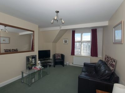 Photo for Ocean View - 1 bedroom Seafront Apartment