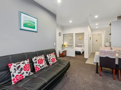 Photo for Comfortable andamp; Secure in Central Rotorua