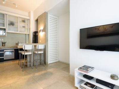 Photo for Elegant apartment in Copacabana Beach Block