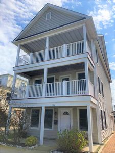 Photo for Beautiful Downtown Property - Steps to the Boardwalk & Beach!