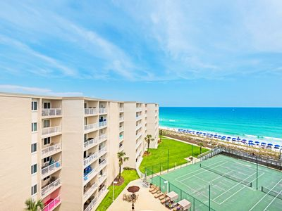 Photo for Hol Surf & Racquet Club 710-2BR ☀ DEAL>Sep 26 to 29 $715 Total!☀7th FL GulfViews