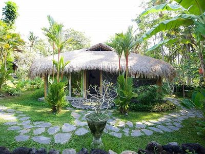 Photo for Eco bamboo house 2BR