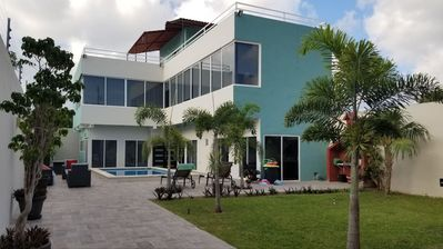 Photo for Spacious newly remodeled Villa in Cancun