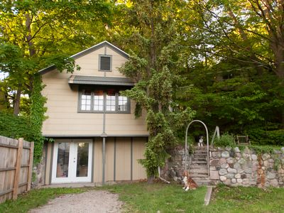 Photo for 1BR Apartment Vacation Rental in Saugatuck, Michigan