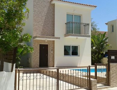 Photo for Beautiful sunny 3-bed villa, private pool, 150m to magnificent quiet sandy beach