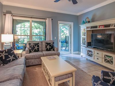 Photo for 203 North Shore Place - 2 bedroom villa in North Forest Beach!