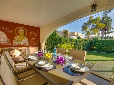 Photo for Port d'Alcudia Holiday Home, Sleeps 5 with Air Con and WiFi
