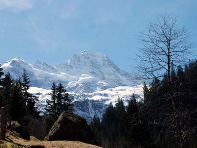 Photo for Magical retreat in the spectacular Lauterbrunnen Valley