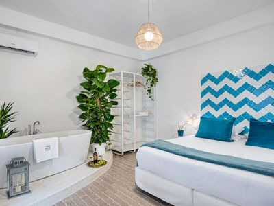 Photo for Agave Verde - Modern apartment in the center of Sorrento