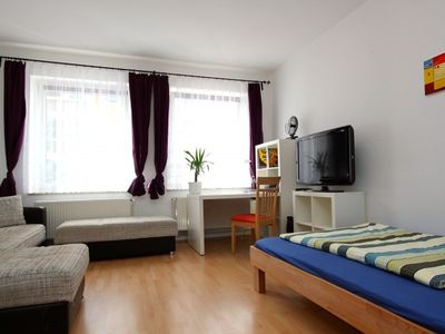 Photo for 1BR Apartment Vacation Rental in Hannover, Niedersachsen
