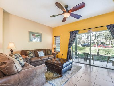 Photo for New Emerald Island 4 Bedroom town home 5 Minutes from Disney