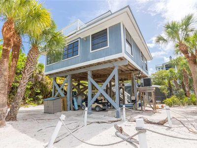Photo for COZY NEWLY RENOVATED 3 BEDROOM POOL HOME WITH SWEEPING VIEWS OF THE GULF ON NORTH CAPTIVA!!!