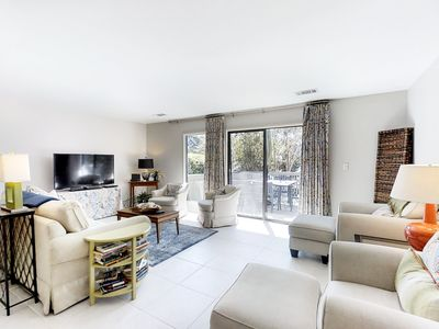 Photo for Dog-friendly condo w/ an updated kitchen - access to five pools & nearby beaches