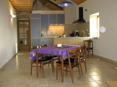 Photo for Nicely renovated small farmhouse, sunny exposition, ideal for families