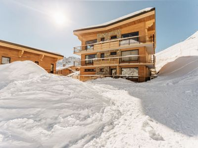 Photo for Apartment Altitude 2100 in Tignes - 6 persons, 1 bedrooms