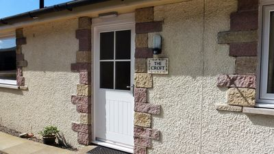 Photo for Spacious 2 bed cottage in rural location. Single storey, child friendly