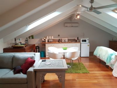 Photo for The Studio - stylish self contained space  - perfect for families & girls w-ends