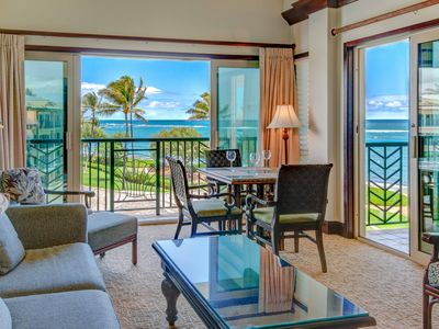 Luxury Oceanview Waipouli Beach Resort & Spa