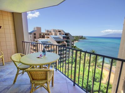 Photo for Mix Aloha + Sunshine = this 2 Bed/2 Bath w/Ocean View from Master Bdrm!, NO  A/C