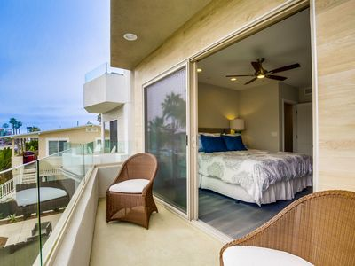 Reed Oasis by 710 Vacation Rentals | Private Custom Home, AC & Deck w/ Ocean View