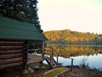 Three Bedroom Lakefront Cabin On Baptiste Lake - Bancroft / Haliburton