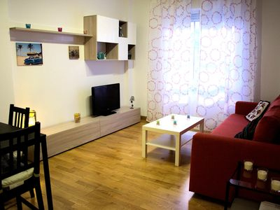 Photo for MODERN SPACIOUS APARTMENT, AIR CONDITIONING, WI-FI 50mb
