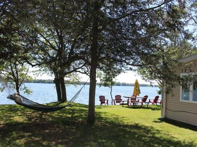 Photo for 3 BR 1BA Waterfront Boaters Cottage