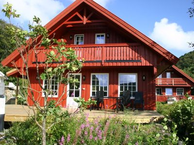 Photo for Beautiful holiday home for 8 persons with a great view of the fjord