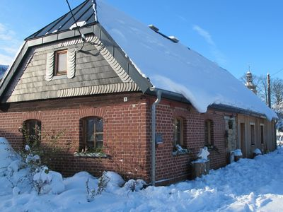 Photo for Romantic, lovingly restored farmhouse in the Vogtland