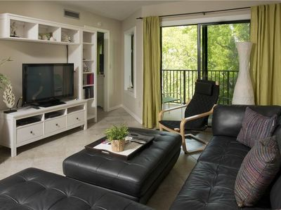 Photo for 508 Ocean Walk | Bike to Beach,Coligny Plaza Shops & Dining | Indoor/Outdoor Pool | S. Forest Beach