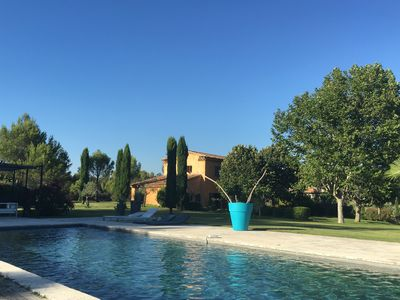 Photo for Beautiful property in a green setting near Sainte Victoire