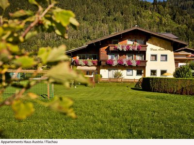 Photo for Holiday apartment in the middle of the Salzburger Sportwelt