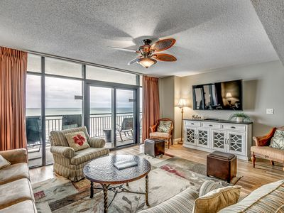 Luxury 3 Bed 3 Bath w/ oceanfront master - Available by Luxury Beach Rentals