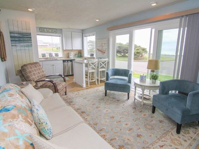 Photo for Cozy Beach Beauty is Steps from Roads End State Park!