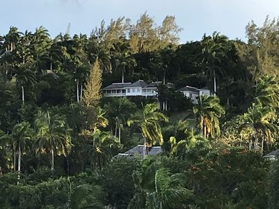 Photo for Clive House Tryall, Spectacular sea view near Montego Bay at Tryall Club