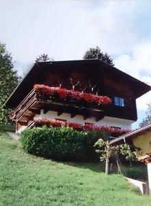 Photo for Haaser's Panorama Hut 1. Stock - Gasthof Haaser